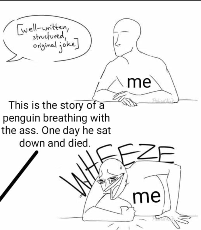 Conventional joke