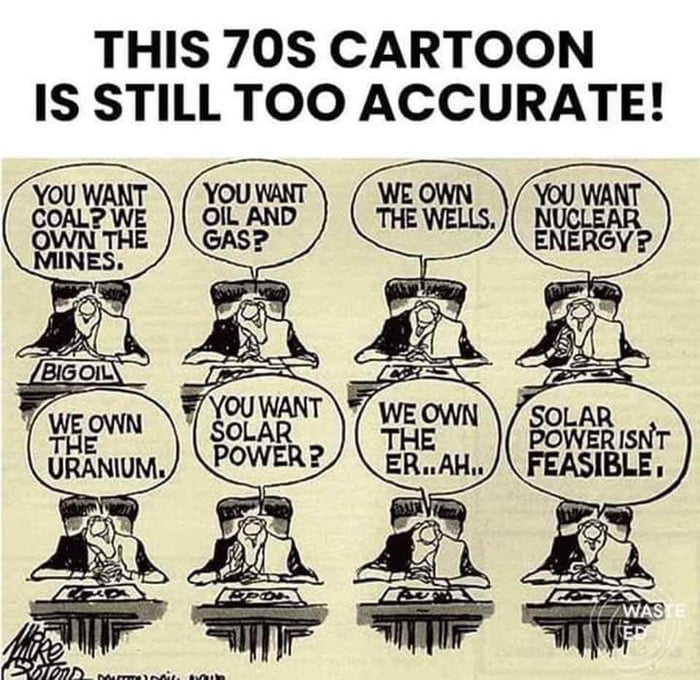 Still true