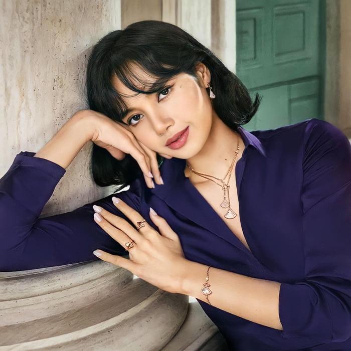 Photo : Lisa for BVLGARI
