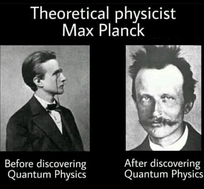 Quantum physics = Meth?