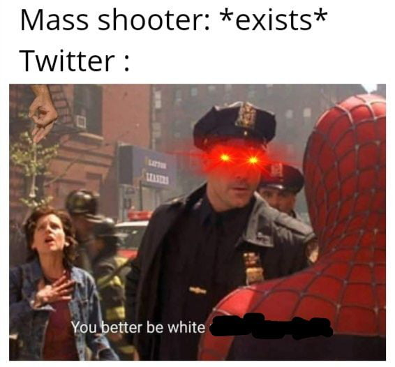 Twatter mobs be like