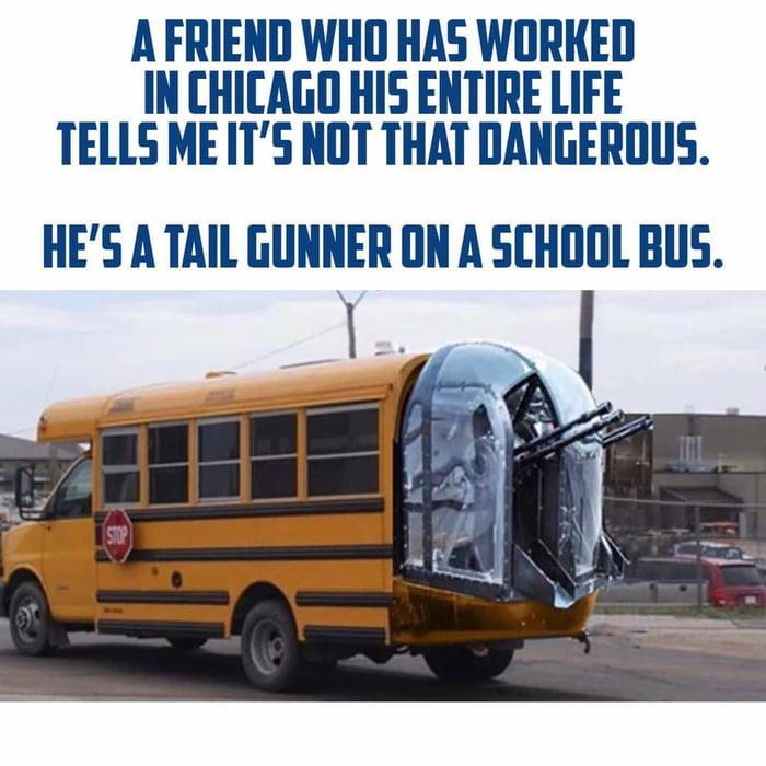 Bus goes *brrrr*