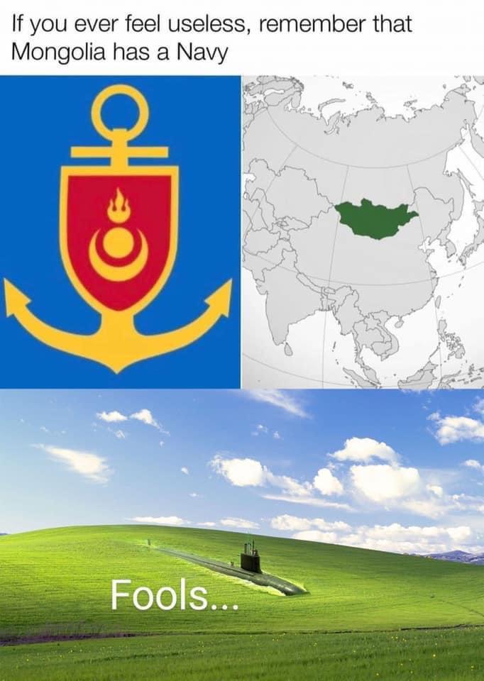 Mongolia ftw.