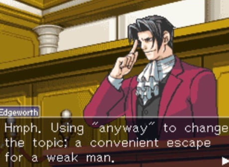 That S A Good Quote Edgeworth 9gag