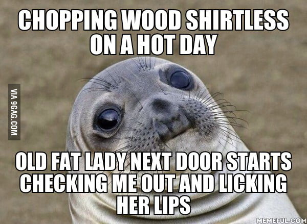 I felt so violated.