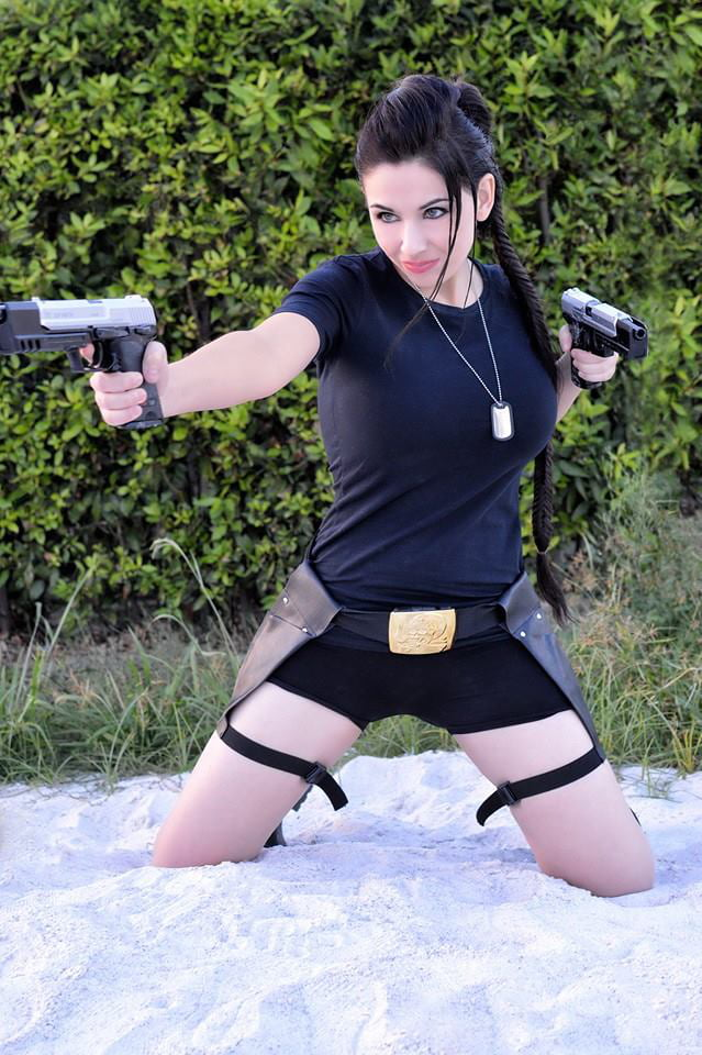 Lara Croft (Giada Robin)
