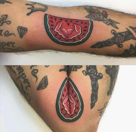 Tattoos vagina NSFW: 12