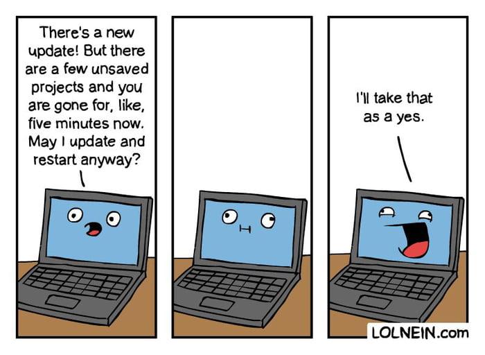Windows 10 in a nutshell