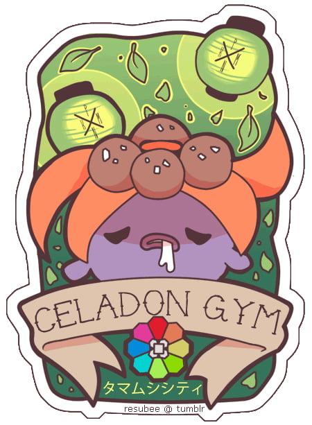 Pokemon of the week : gloom day 5