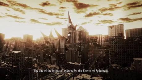 Dark Souls Of Anime - Video   Gif-Vif