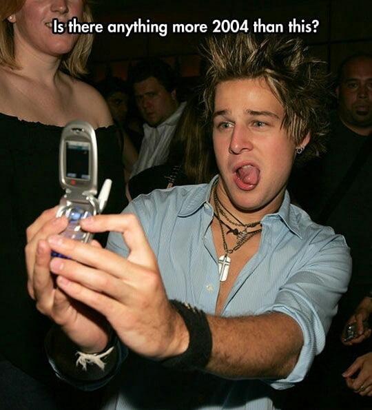 2004 was the Peak of human Evolution