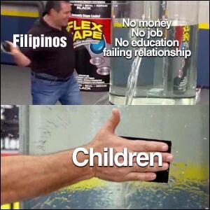 Filipino master race