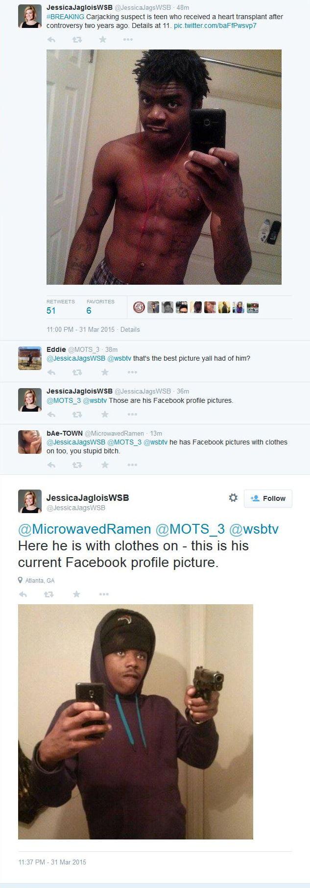 The Perfect FB Profile pic.