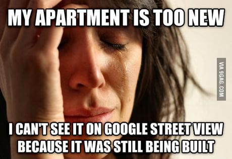 Just finished my apartment search, and ran into this issue...