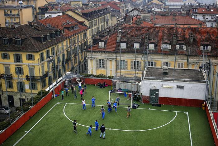Turin, Italia | Sumber: 9gag