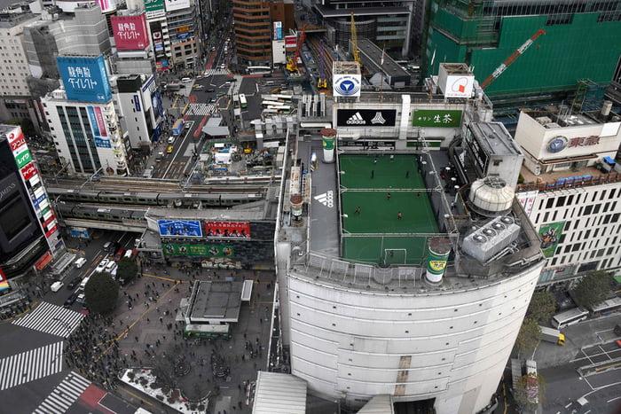 Tokyo, Jepang | Sumber: 9gag
