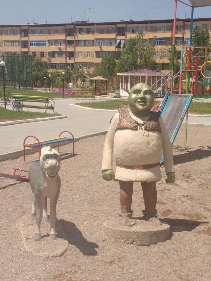Kim Jong Shrek