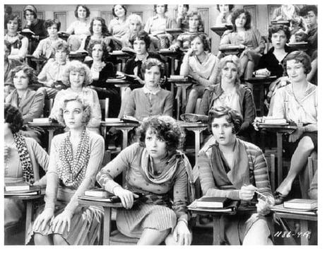 Sex Education Lesson - 1929