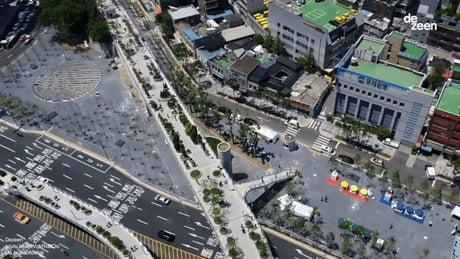 Urban Garden In Seoul - Video   Gif-Vif