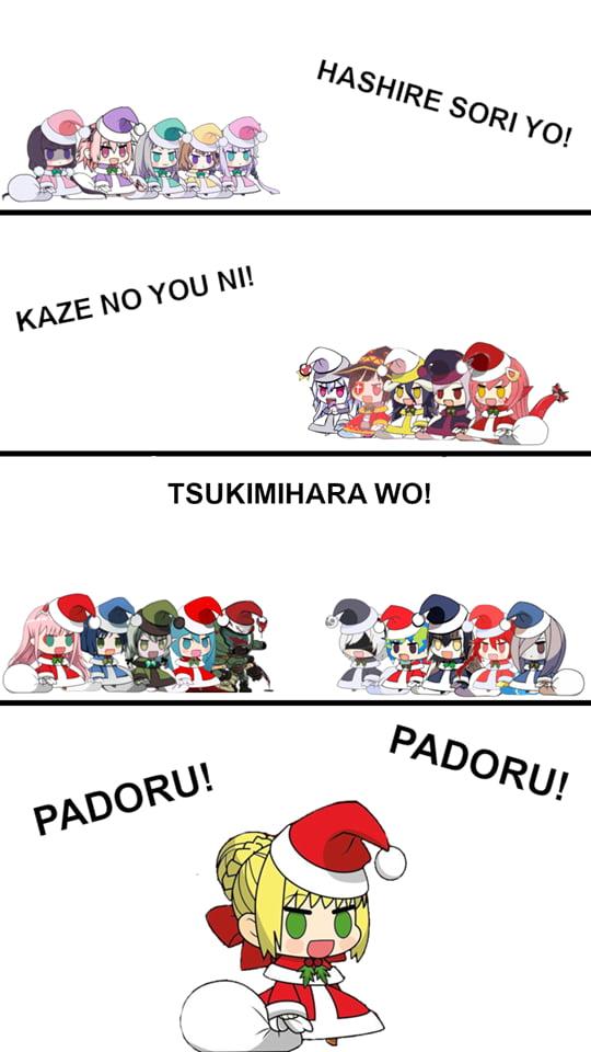 Padoru Army