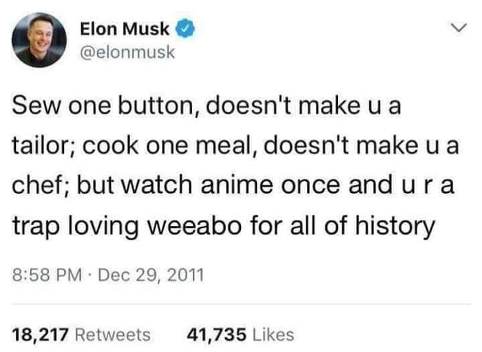 God bless Elon-chan