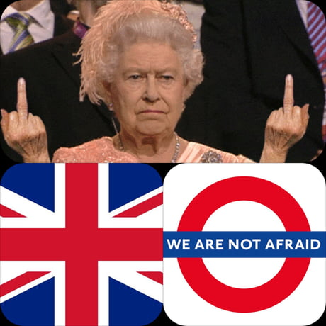 After witnessing the terror attack in London today, as a British man, I've got a message to send out.