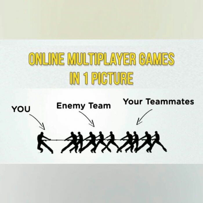 Everytime I play a competitive game