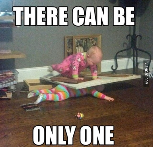 When I meet someone with the same name as me