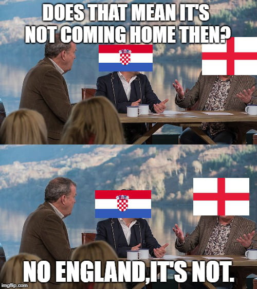 Is it coming home?