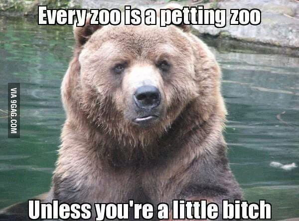 The truth about every zoo