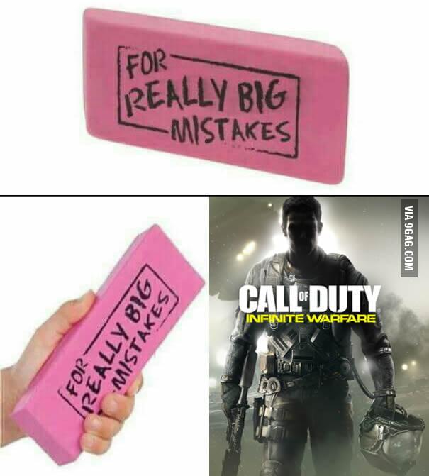 Really really big mistake