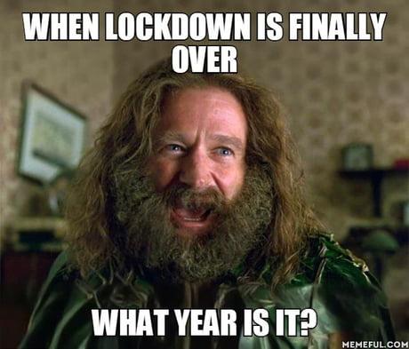 If lockdown ends...