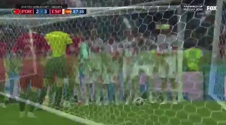 Ronaldos Goal - Video | Gif-Vif