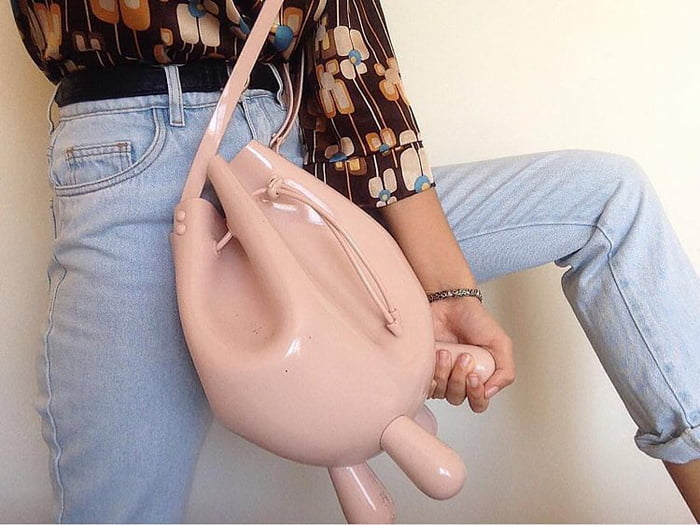 This is a purse for a real fan of cows.