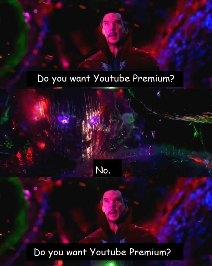 Youtube is about to unleash the Multiverse of Madness.