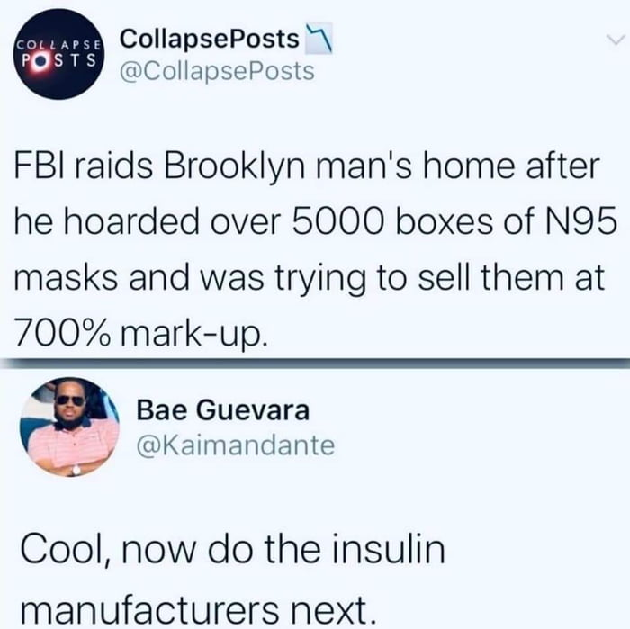 Now do insulin next