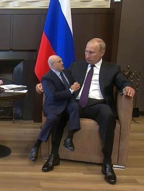 Slavic Dr Evil and Mini-Me