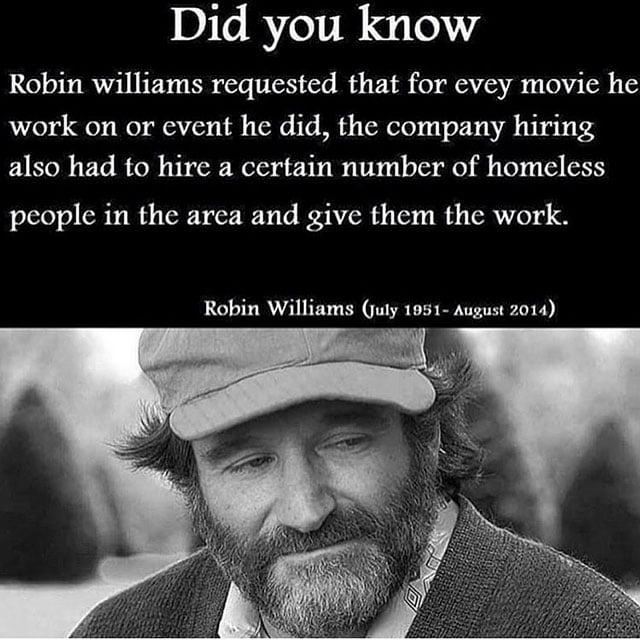 What a legend of a man!