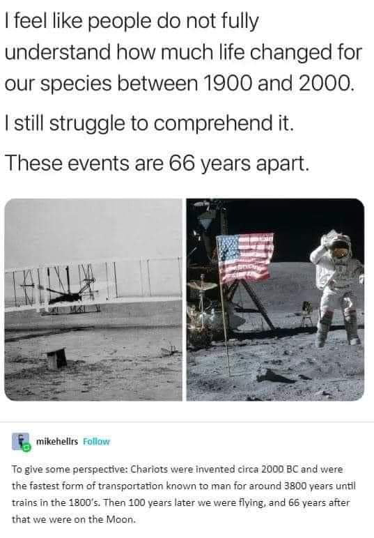 Really makes you wonder about what else we are capable of doing.