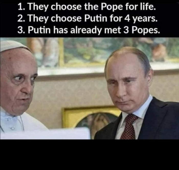 Pope&putin