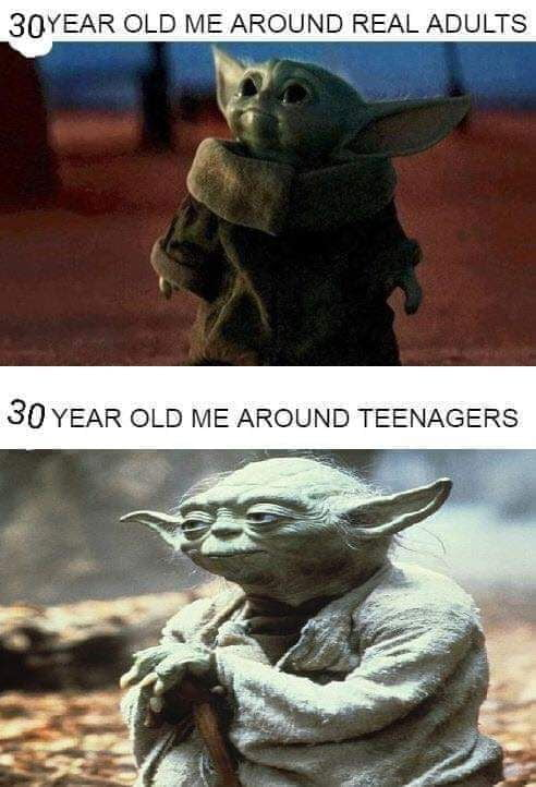I have some age problems too :(