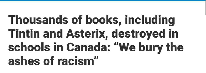 """""""Where they burn books, they will also ultimately burn people"""" Heinrich Heine, 1821. Book burners have never been the good guys. Woke culture will lead to catastrophe"""