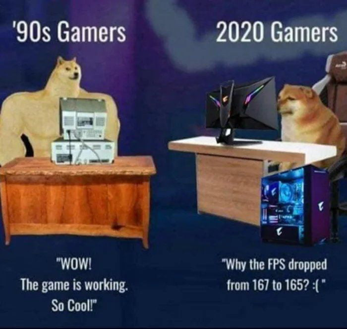 90s Gamers