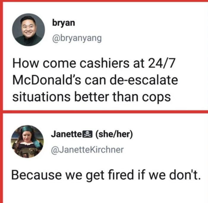 Yep, she's right