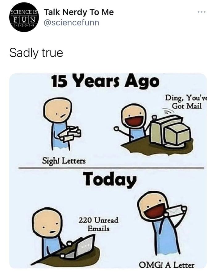 Yeah this makes me sad, too