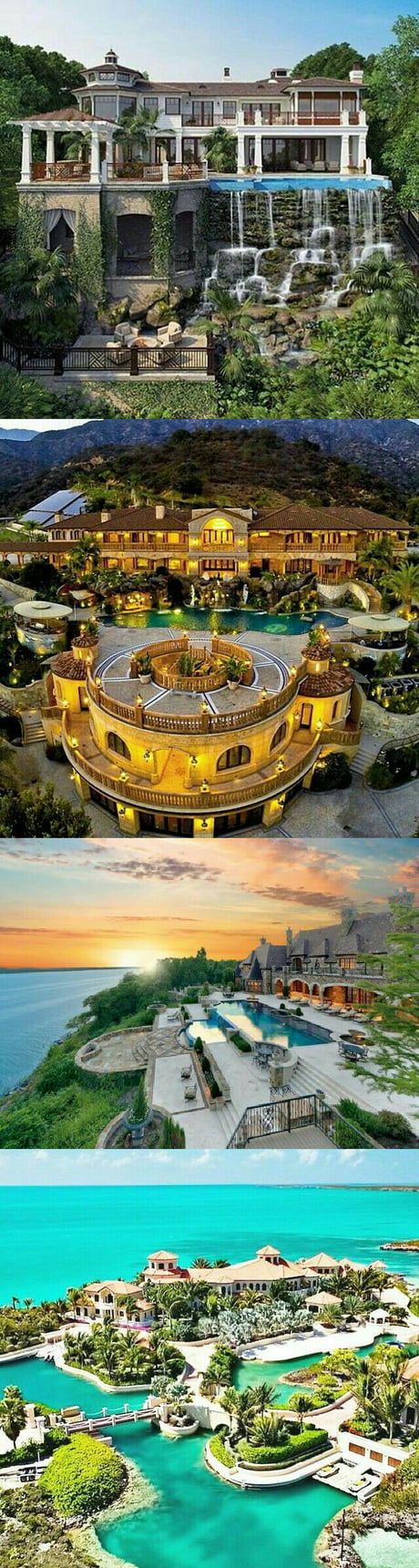📌 Which Mansion would you pick?