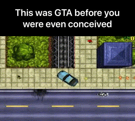 GTA before GTA - Video | Gif-Vif