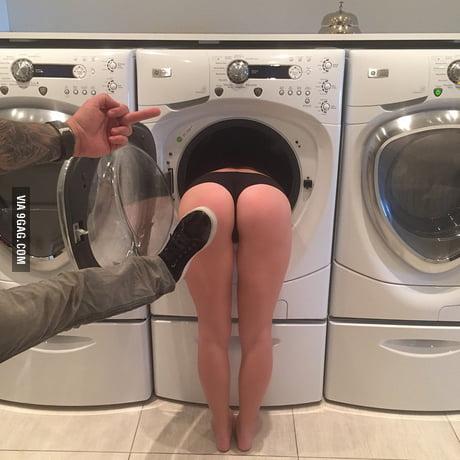 i despise doing laundry