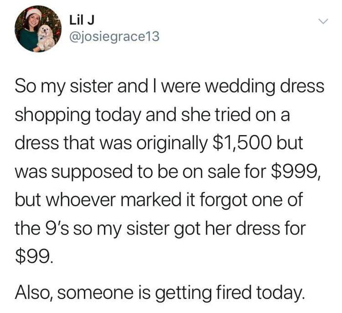 Someone definitely got fired