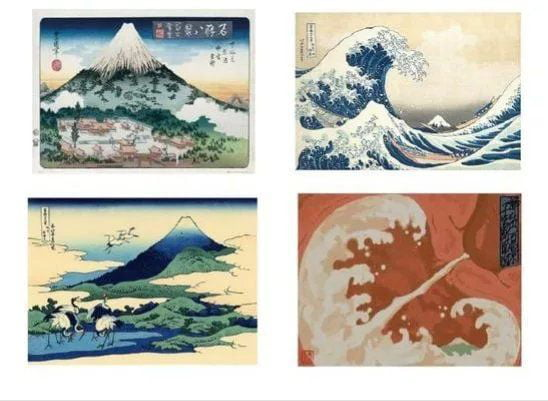 日本の伝統的な芸術が大好き